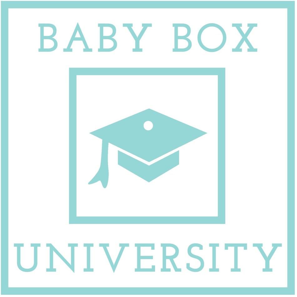 Baby Box University Logo. (PRNewsFoto/The Baby Box Co.) (PRNewsFoto/The Baby Box Co.)
