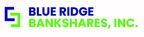 Blue Ridge Bankshares, Inc. Releases 2017 1st Quarter Results