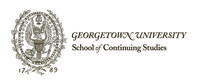 Georgetown University School of Continuing Studies (PRNewsFoto/Georgetown University School of)