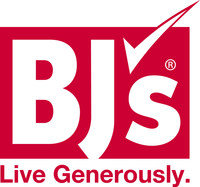 BJ's Wholesale Club, Live Generously (PRNewsFoto/BJ's Wholesale Club)