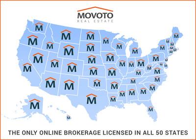 (PRNewsFoto/Movoto Real Estate)