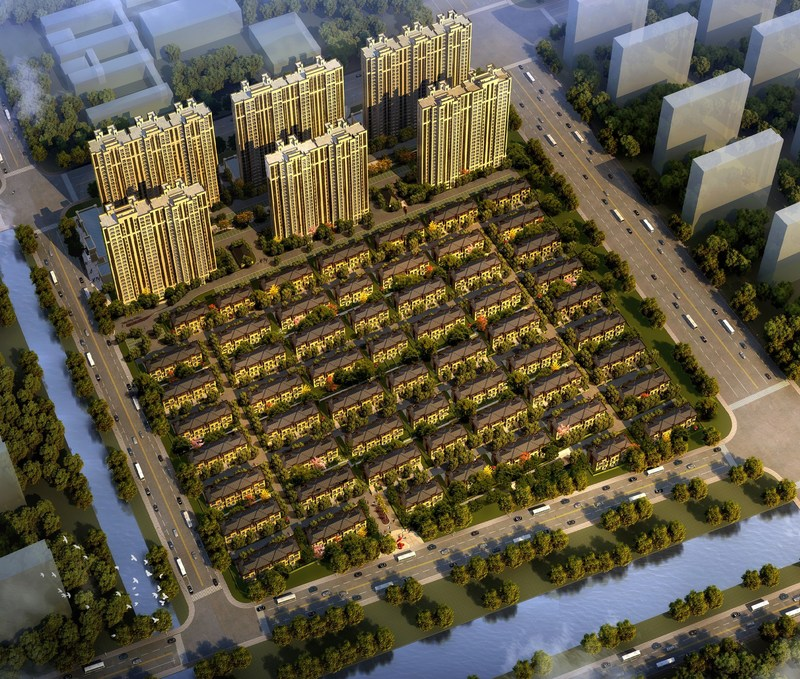 Century Bridge Capital Exits Investment in $217 million residential development in Wuxi, China