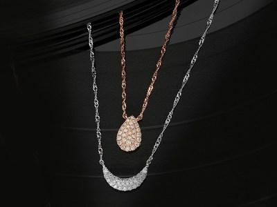 Diamond Babies, Shane Co.'s exclusive diamond jewelry gifts for Christmas 2016.