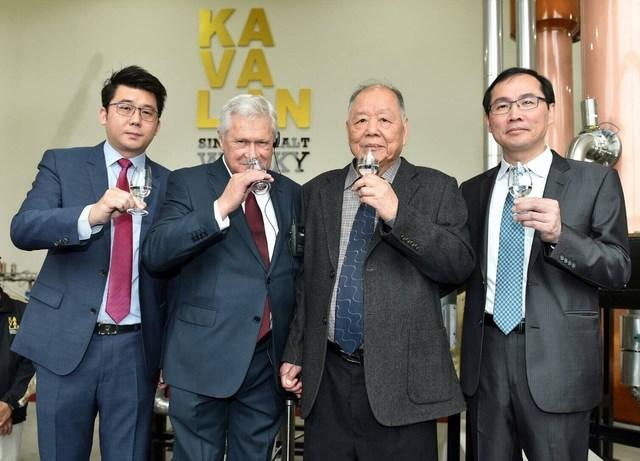Kavalan juhlistaa Taiwanin ensimmäistä vuosikymmentä Single Malt -viskin tuottajana