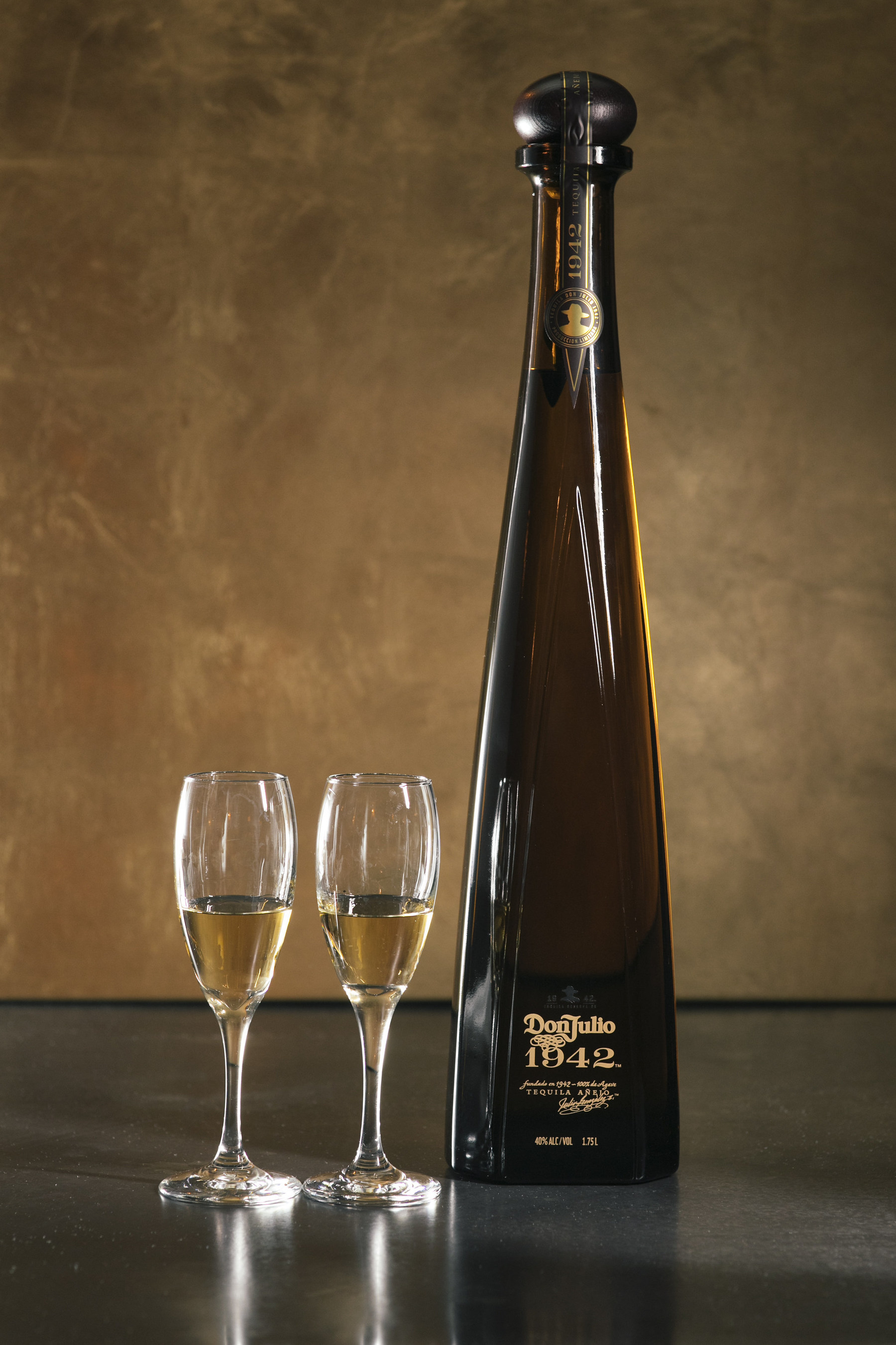 Tequila Don Julio™ to Ring in New Year's Eve with NEW 1.75 Liter Tequila  Don Julio 1942 Bottles