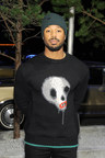Michael B. Jordan Attends Coach 75th Anniversary Show and After Party (PRNewsFoto/Coach)