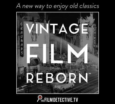 Discover a new world of forgotten cinema. From golden age Hollywood to b-westerns and monster flicks, there's something for everyone.