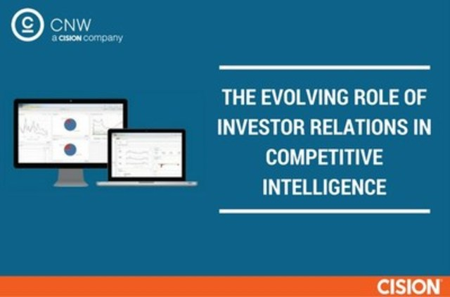 The Role of an IRO in Competitive Intelligence (CNW Group/CNW Group Ltd.)