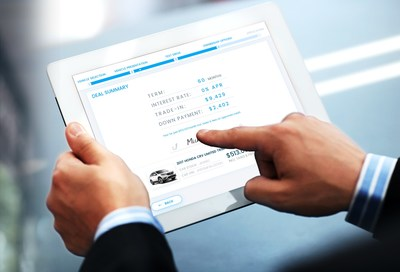 Prodigy platform transforms the retail experience for modern car dealerships.