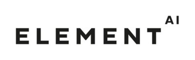 LOGO : Element AI (Groupe CNW/Element AI)
