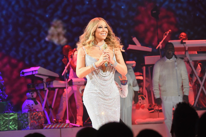 Multi-platinum-selling artists, multiple Grammy Award(R)-winners and music icons, Lionel Richie and very special guest Mariah Carey announced today they will tour together for the first time ever on the ALL THE HITS TOUR (PRNewsFoto/Live Nation Entertainment)