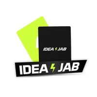 Idea Jab is a tabletop card game that assists players in generating their own original business ideas.