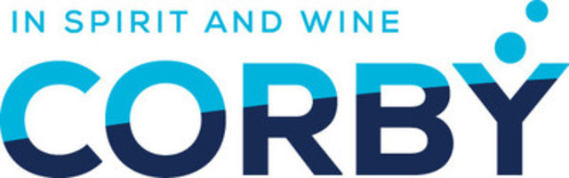 Corby recognized as one of Greater Toronto's Top 100 Employers for the third consecutive year. (CNW Group/Corby Spirit and Wine Communications)