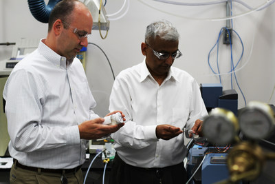 Tim Hansen and Santosh Gangwal are part of the Southern Research Energy & Environment team who will conduct the independent validation of competing technologies in the NRG COSIA Carbon XPRIZE.