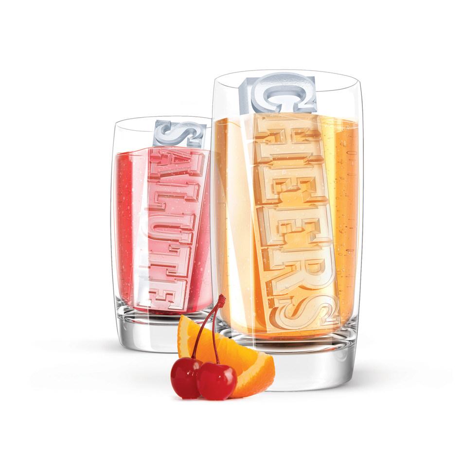 Zoku Cheers Ice Tray