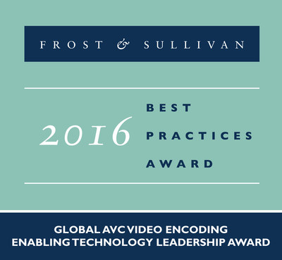 Frost & Sullivan recognizes Nanjing Yunyan with the 2016 Global Enabling Technology Leadership Award.