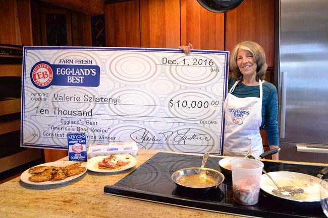 """America's Best Recipe"" Contest Grand Prize Winner"
