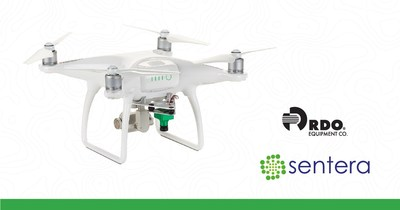 Offering will include Sentera NDVI upgrade for Phantom 4 and Phantom 3 UAVs