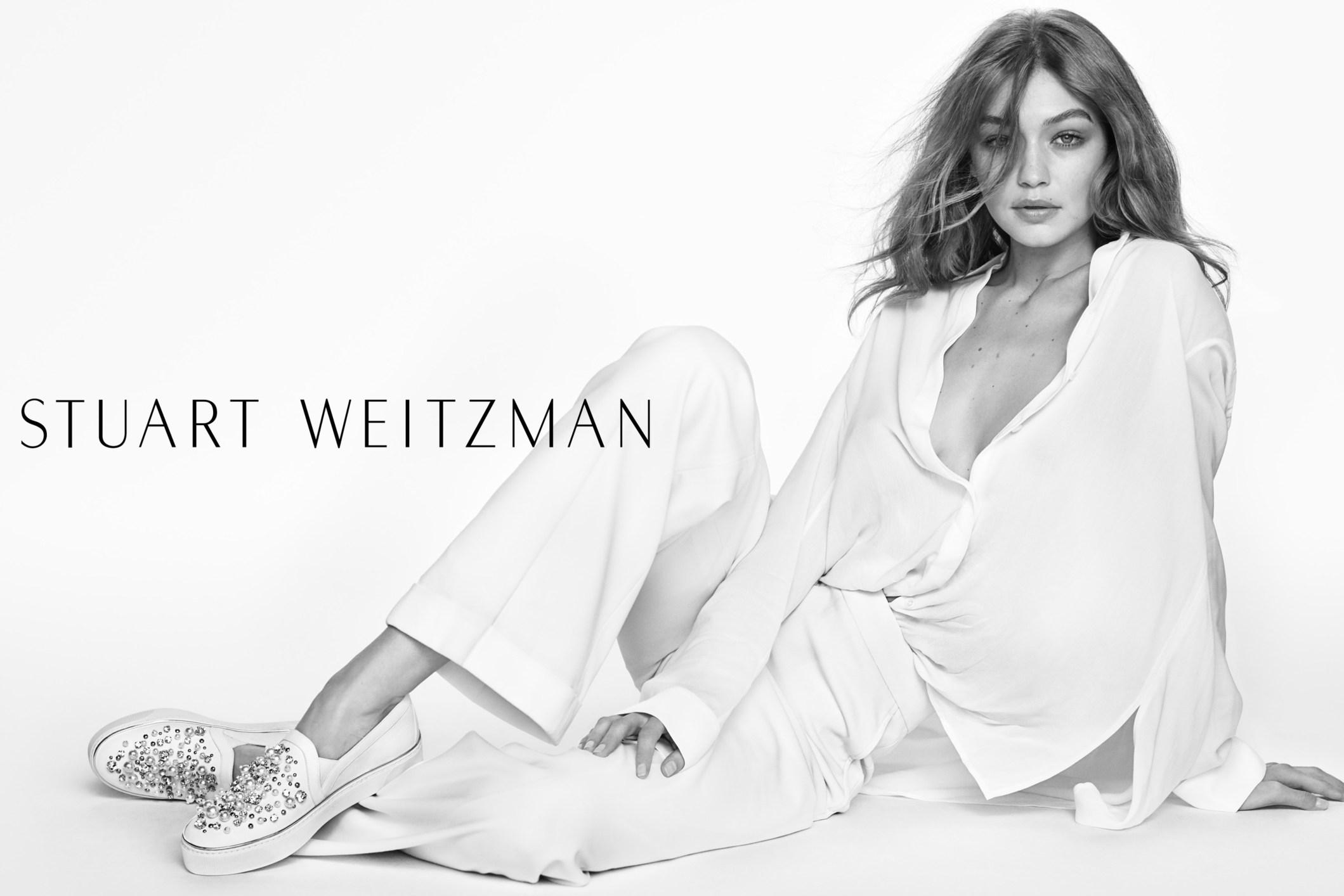 The Stuart Weitzman Spring 2017 Advertising Campaign Starring Gigi Hadid-1096