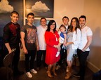 The Jonas Family Takes Center Stage On New Food Network Special Jonas Restaurant: Family Style