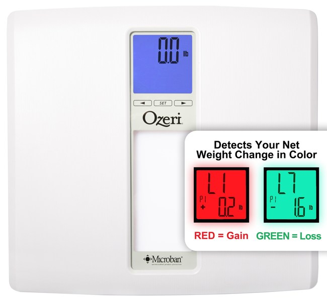 Ozeri Announces a New Generation of Digital Bath Scales With Microban Antimicrobial Protection