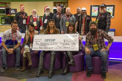 5th Annual Bob's Biker Blast Raises $250,000 For Phoenix Children's Hospital