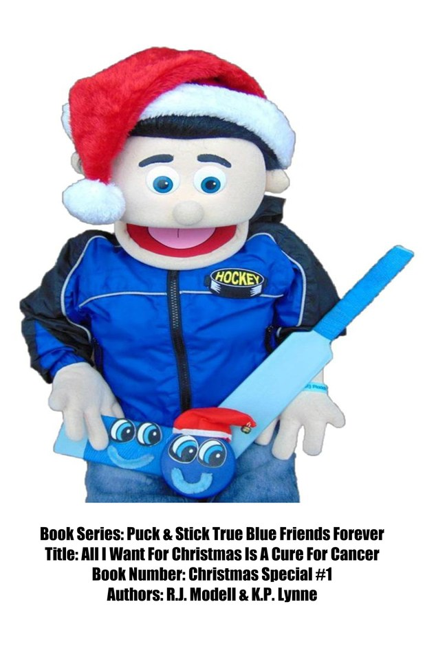 Puck & Stick: True Blue Friends Forever Series Christmas Special #1