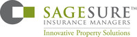 SageSure Insurance Managers logo. (PRNewsFoto/SageSure Insurance Managers)
