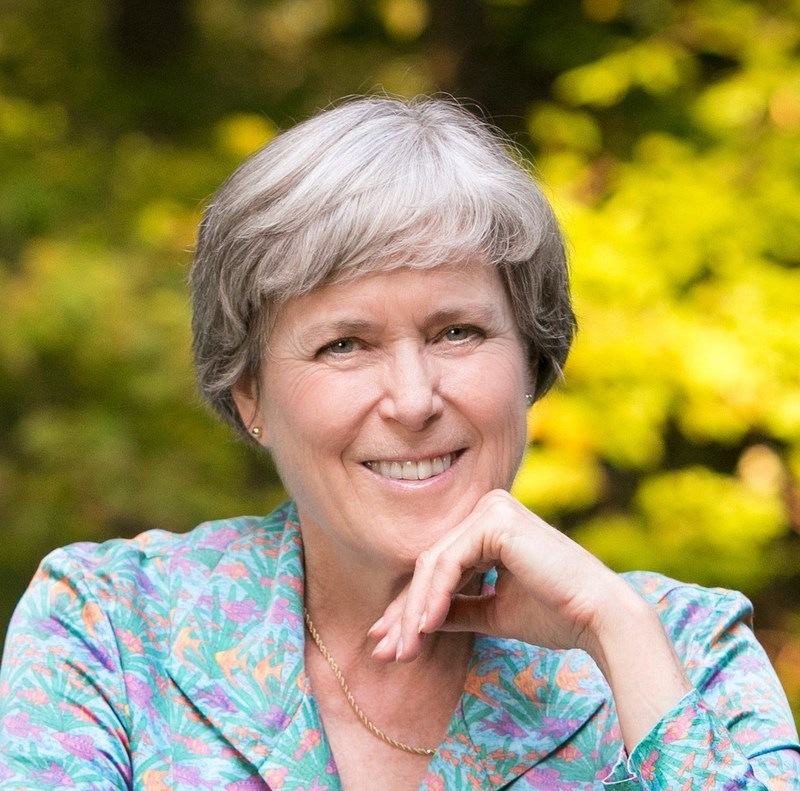 Ellen Moyer, Ph.D., an environmental consultant and author of the soon-to-be-released book 'Our Earth, Our Species, Our Selves: How to Thrive While Creating a Sustainable World'.