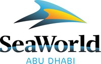 SeaWorld Abu Dhabi logo: SeaWorld announces a partnership with Miral to develop SeaWorld Abu Dhabi, a next-generation marine life themed park experience and the UAE's first Marine Life Research, Rescue, Rehabilitation and Return Center by 2022