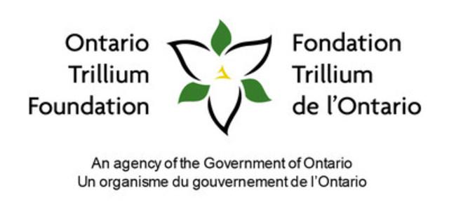 Fondation Trillium de l'Ontario (Groupe CNW/Fondation Trillium de l'Ontario)