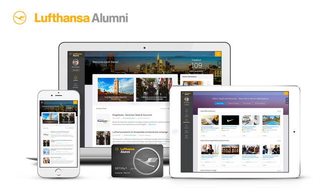 Lufthansa Alumni - At A Glance