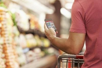The average consumer will travel 48km while Christmas shopping. (PRNewsFoto/Tiendo)