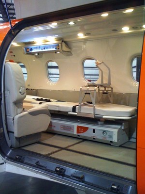 The addition of this STC allows LifePort's PLUS system to be used across the Pilatus aircraft platforms