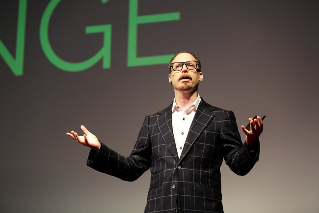 "Columbia Business School Professor Adam Galinsky delivers his TEDx New York Talk ""How to Speak up for Yourself"" to a sold-out audience."