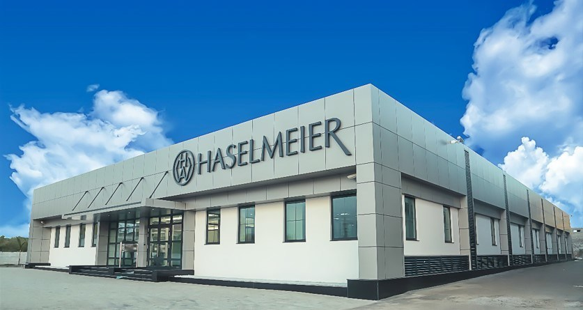 Manufacturing Site Haselmeier India Private Limited Bengaluru (PRNewsFoto/Haselmeier AG)