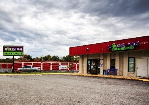 StoragePros, Knoxville TX