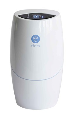 eSpring(TM) water treatment system exclusively by Amway