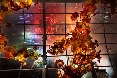 New Year S Eve Party At Chihuly Garden And Glass