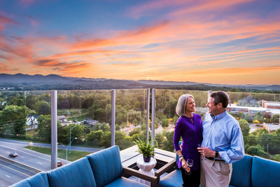 From new hotels and a brewery linked to the Blue Ridge Parkway to whitewater sports you've never heard of and a Biltmore exhibit that brings George Vanderbilt's library to life, Asheville, North Carolina is alive with new adventures for the New Year. (Photo courtesy of ExploreAsheville.com)