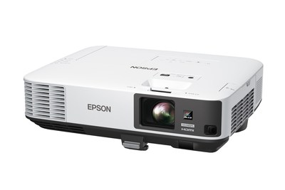 The PowerLite 975W projector offers ultra-long lamp life and bright, widescreen images for K-12 classrooms.