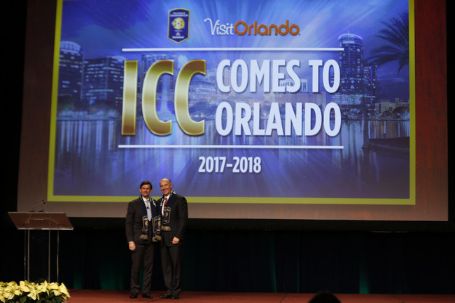 George Aguel, President and Chief Executive Officer of Visit Orlando, together with Bruce Bundrant, Chief Commercial Officer of Relevent, today announced a hallmark, multi-year partnership for the International Champions Cup, the first time the premier global summer soccer tournament has officially aligned with a destination tourism organization.