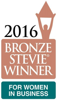 2016 Stevie Awards for Women in Business - Multiple Award Winner