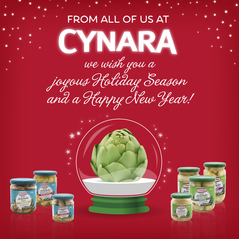 Happy Holidays from Cynara! Enjoy our entire product line.