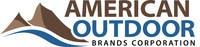 American Outdoor Brands Corporation logo unveiled December 13, 2016. (PRNewsFoto/Smith & Wesson Holding Corporat)