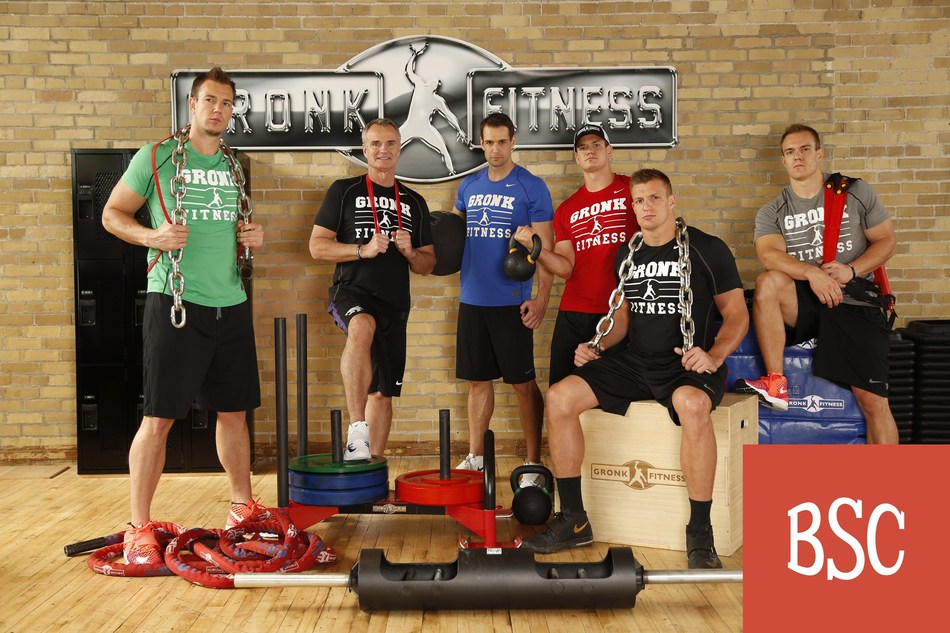 Boston Sports Clubs partners with Gronk Fitness and Tight End Rob Gronkowski to spearhead a new fitness program.