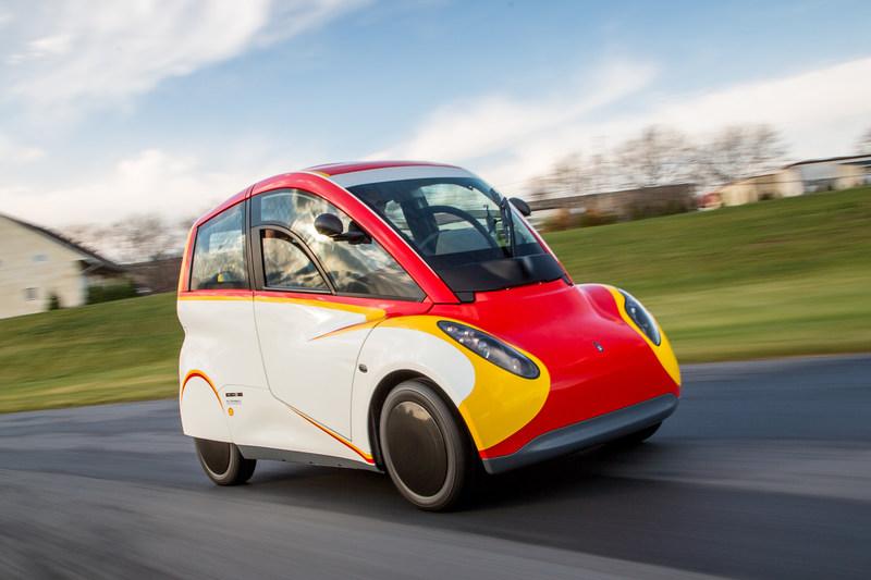 Shell Concept Car Courtesy of HVA