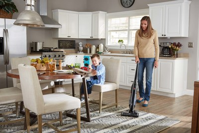 Introducing the New Hoover(R) LiNX(TM) Signature Cordless Vacuum