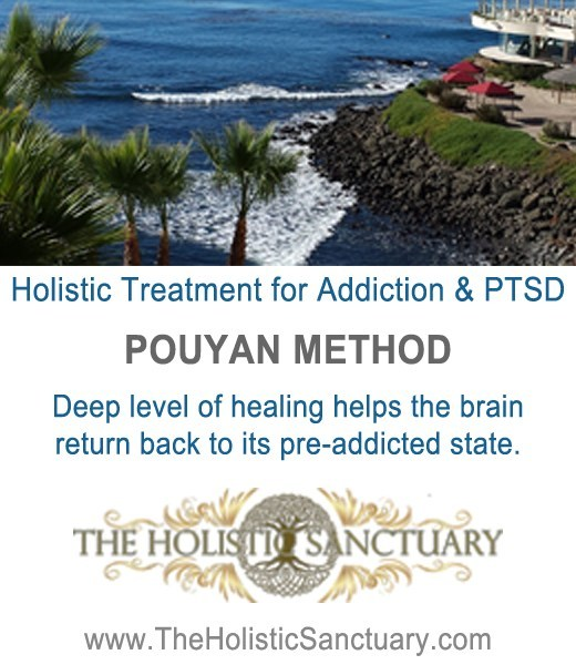 The Pouyan Method for treating addiction is a holistic and customized treatment without any prescription medication.