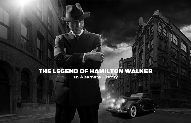 Legend of Hamilton Walker
